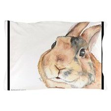Rascals the Frisky Following Harlequin Pillow Case