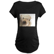 Riley the People Pack Pooch Maternity T-Shirt