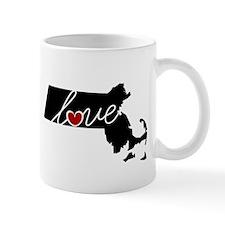 Massachusetts Love Mug