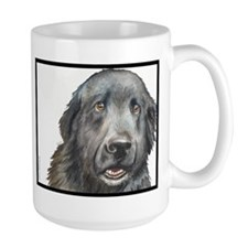 Ruby the Xtremely Xpressive XXL Newfy Mugs