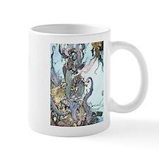 Dulac Mermaid Treasure Mugs