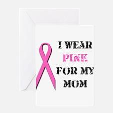 pinkmom Greeting Cards