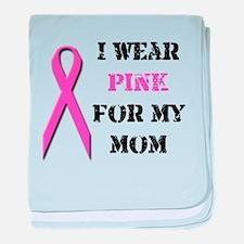 pinkmom.png baby blanket