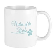 Mother of the Bride Small Mug