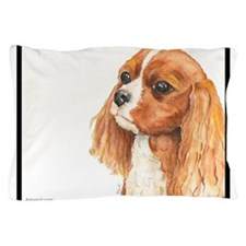 Maddie the affectionate aristocrat spaniel Pillow