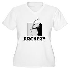 Archery Plus Size T-Shirt