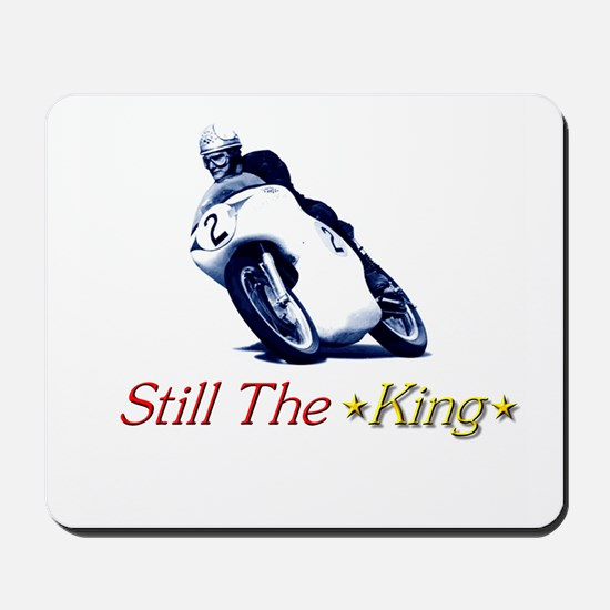 Mike Hailwood Mouse Pad
