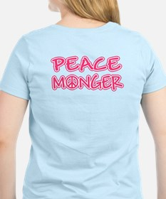 Tree Hugging Peace Monger T-Shirt