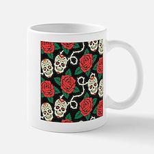 Skulls and Roses Mugs