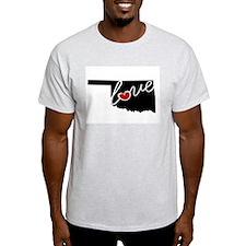 Oklahoma Love T-Shirt