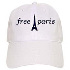 'Free Paris' Baseball Cap