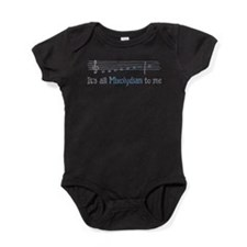 Its All Mixolydian to Me Baby Bodysuit
