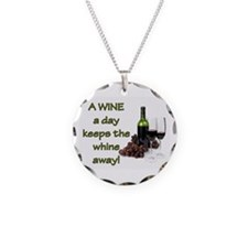 A Wine a Day Necklace