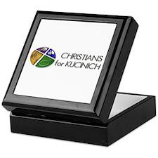Christians for Kucinich Keepsake Box
