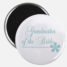 Grandmother of Bride Magnet