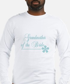 Grandmother of Bride Long Sleeve T-Shirt