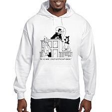 Judge Cartoon 5321 Hoodie