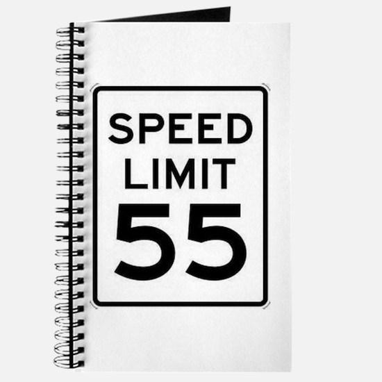 55-MPH Speed Limit Day Journal