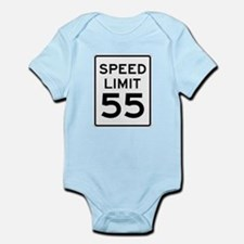 55-MPH Speed Limit Day Body Suit