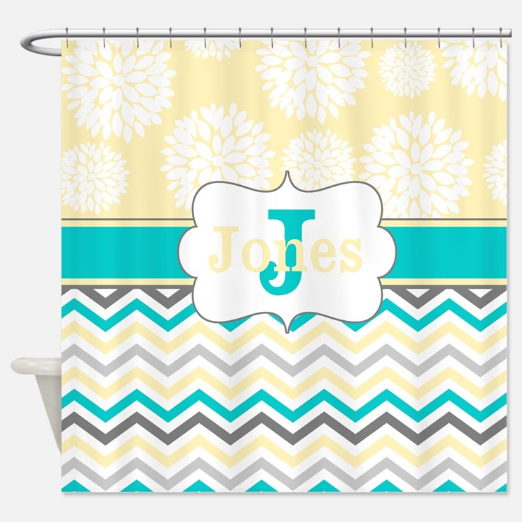 Cute Teal and yellow Shower CurtainTeal And Yellow Shower Curtains   Teal And Yellow Fabric Shower  . Yellow And Teal Shower Curtain. Home Design Ideas