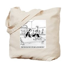 Lawyer Cartoon 5299 Tote Bag