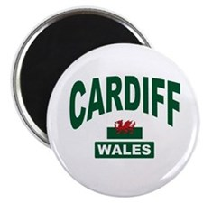Cardiff Wales Magnet
