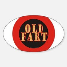 Old Fart Decal