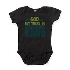 Unique Band nerd Baby Bodysuit