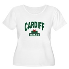 Cardiff Wales T-Shirt