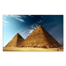 Great Pyramid Of Giza Decal