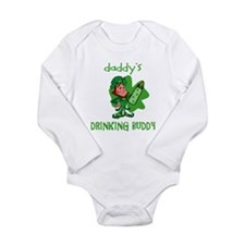 daddys drinking buddy Body Suit