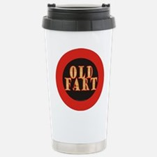 Old Fart Travel Mug