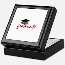 Congrats Graduate Keepsake Box