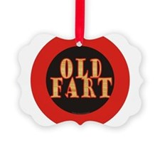 Old Fart Ornament