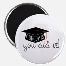You Did It! Magnets