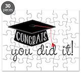 Congrats grad Puzzles