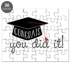 You Did It! Puzzle