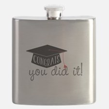 You Did It! Flask