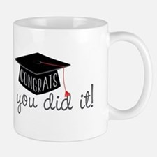 You Did It! Mugs