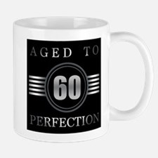 60th Birthday Aged To Perfection Mugs