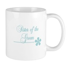 Sister of Groom Mug
