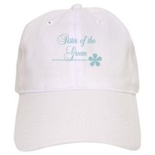 Sister of Groom Baseball Cap