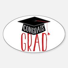 Congrats Graduate Decal