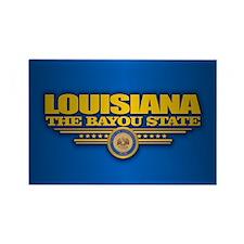 Louisiana (v15) Magnets