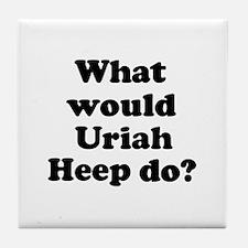 Uriah Heep Tile Coaster