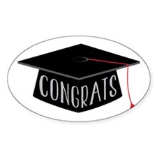 Graduation Decal