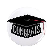 """Graduation 3.5"""" Button"""
