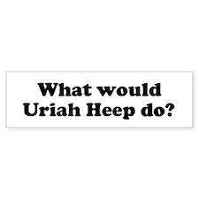 Uriah Heep Bumper Bumper Sticker