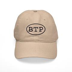 BTP Oval Baseball Cap