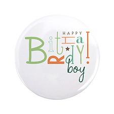 "Birthday Boy! 3.5"" Button"